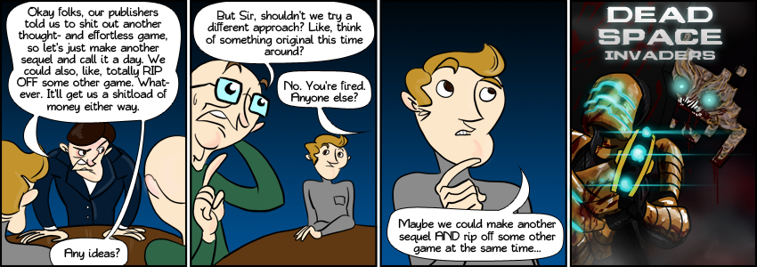 Piece of Me - A webcomic about how games are made.
